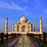 Taj Mahal in Agra, Uttar Pradesh, India. Stock Images