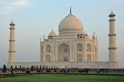 Taj Mahal, Agra, Uttar Pradesh, India Stock Photo