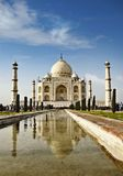 Taj Mahal, Agra, Uttar Pradesh, India Royalty Free Stock Photography