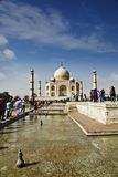 Taj Mahal, Agra, Uttar Pradesh, India Royalty Free Stock Image