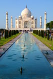 Taj Mahal. Agra, Uttar Pradesh. India Royalty Free Stock Photos