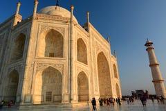 Taj Mahal. Agra, Uttar Pradesh. India Royalty Free Stock Photos
