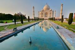Taj Mahal. Agra, Uttar Pradesh. India Royalty Free Stock Image