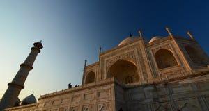Taj Mahal. Agra, Uttar Pradesh. India Stock Photos