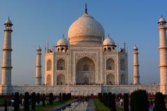 Taj Mahal. Agra, Uttar Pradesh. India Royalty Free Stock Photo