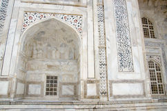 Taj Mahal, Agra, Uttar Pradesh, India. 7 Wonder of the World Royalty Free Stock Photography