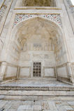 Taj Mahal, Agra, Uttar Pradesh, India. 7 Wonder of the World Stock Images