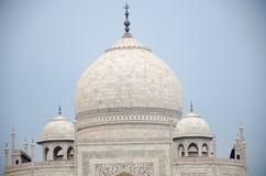 Taj Mahal, Agra, Uttar Pradesh, Indien Lizenzfreie Stockfotos