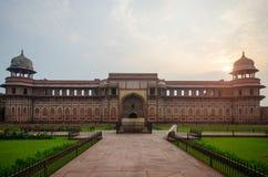 Taj Mahal, Agra, Uttar Pradesh, Indien Stockfotografie