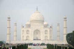 Taj Mahal, Agra, Uttar Pradesh, la India Imagen de archivo libre de regalías