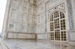 Taj Mahal, Agra, Uttar Pradesh, la India Fotografía de archivo