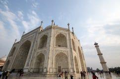 Taj Mahal, Agra, Uttar Pradesh, la India Foto de archivo libre de regalías