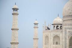 Taj Mahal, Agra, Uttar Pradesh, la India Imágenes de archivo libres de regalías