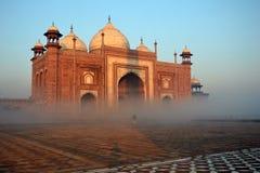 Taj Mahal Stock Image