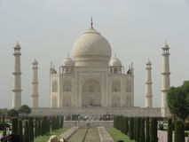 The Taj Mahal. A beautiful monument and one of the world of wonders, sign of love Stock Photos