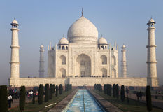 Taj Mahal Royalty Free Stock Images