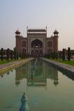 Taj Mahal bramy Zdjęcia Royalty Free