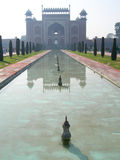 Taj Mahal bramy architektura Fotografia Royalty Free