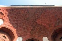 Taj Mahal bramy architektury szczegół Obraz Stock