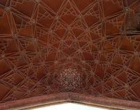 Taj Mahal bramy architektury szczegół Zdjęcie Royalty Free
