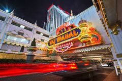 Taj Mahal Casino Stock Images