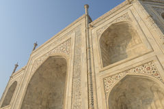 Taj Mahal Close Up Stock Photography