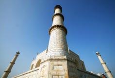 Taj Mahal dans l'Inde, Âgrâ photos libres de droits