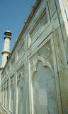 Taj Mahal Dekor Stockfotos
