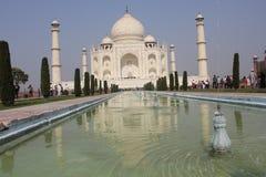 The Taj Mahal, Delhi Royalty Free Stock Photo