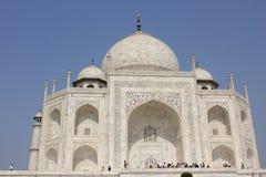 The Taj Mahal, Delhi Stock Images