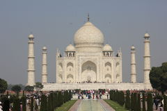 The Taj Mahal, Delhi Royalty Free Stock Images