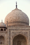 Taj Mahal detail Royalty Free Stock Photography