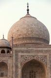 Taj Mahal detail Royalty Free Stock Photography