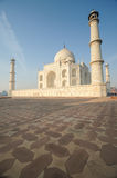 Taj Mahal in early morning Royalty Free Stock Photos
