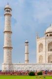 Taj Mahal. Element of Taj Mahal tomb Royalty Free Stock Images