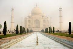 Taj Mahal em India Fotos de Stock