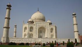 Taj Mahal en Agra Fotografía de archivo libre de regalías