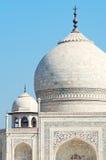 Taj Mahal en Agra, la India Fotos de archivo