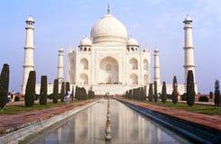 Taj Mahal Arkivbilder