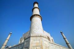 Taj Mahal en Inde photos stock