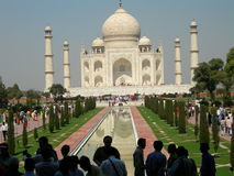 Taj Mahal en Inde Images stock