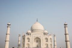 Taj Mahal Exterior Stockfotografie