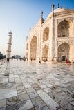 Taj mahal , A famous historical monument, A monument of love, the Greatest White marble tomb in India, Agra, Uttar Pradesh Royalty Free Stock Photos