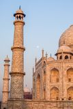 Taj mahal , A famous historical monument, A monument of love, the Greatest White marble tomb in India, Agra, Uttar Pradesh Royalty Free Stock Image