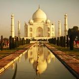 Taj mahal , A famous historical monument royalty free stock photos