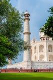 Taj Mahal. Famous Taj Mahal monument in Agra, India Royalty Free Stock Photos