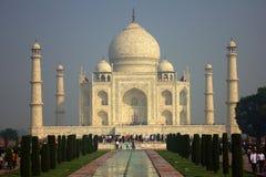 Taj Mahal Front Fotografia Stock