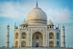Taj Mahal HD Photo royalty free stock photography