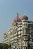 Taj Mahal Hotel Stockbild
