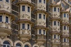 Taj Mahal Hotel Stockfotos